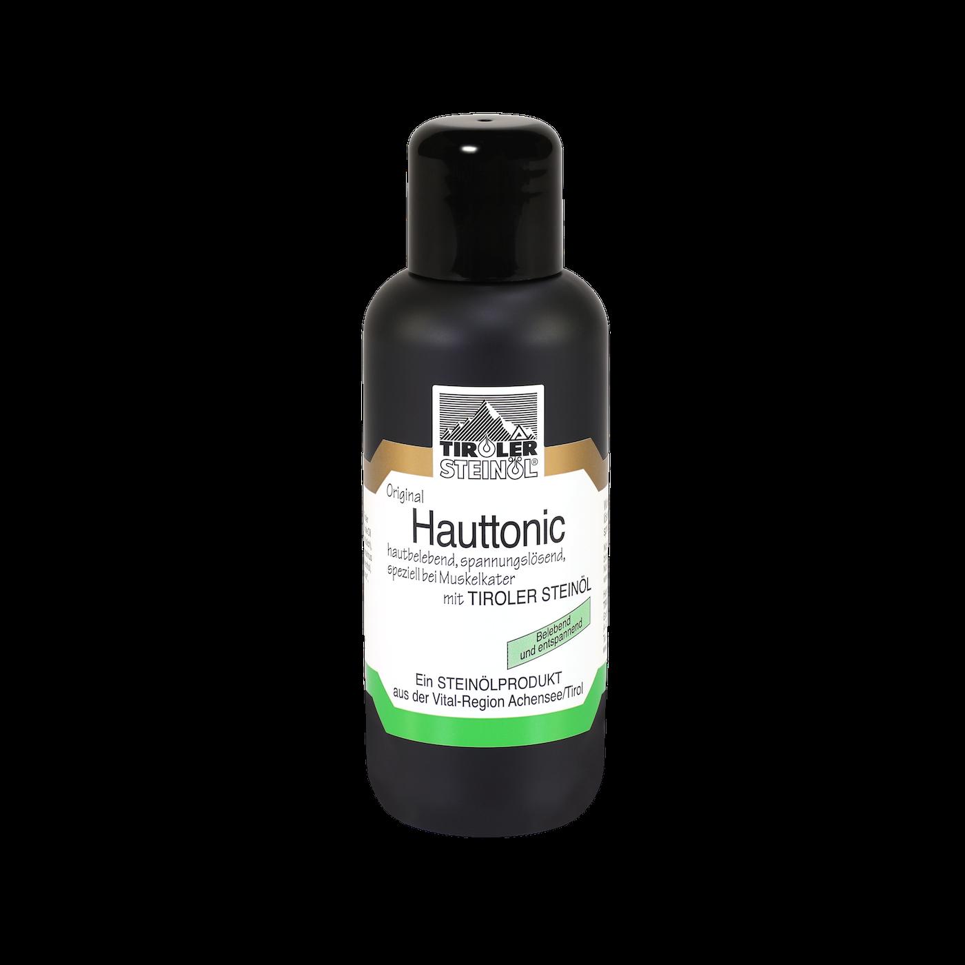Hauttonic mit TIROLER STEINÖL 200 ml