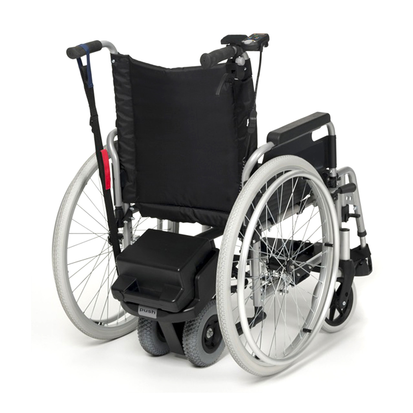 Rollstuhl Schiebehilfe V-Drive
