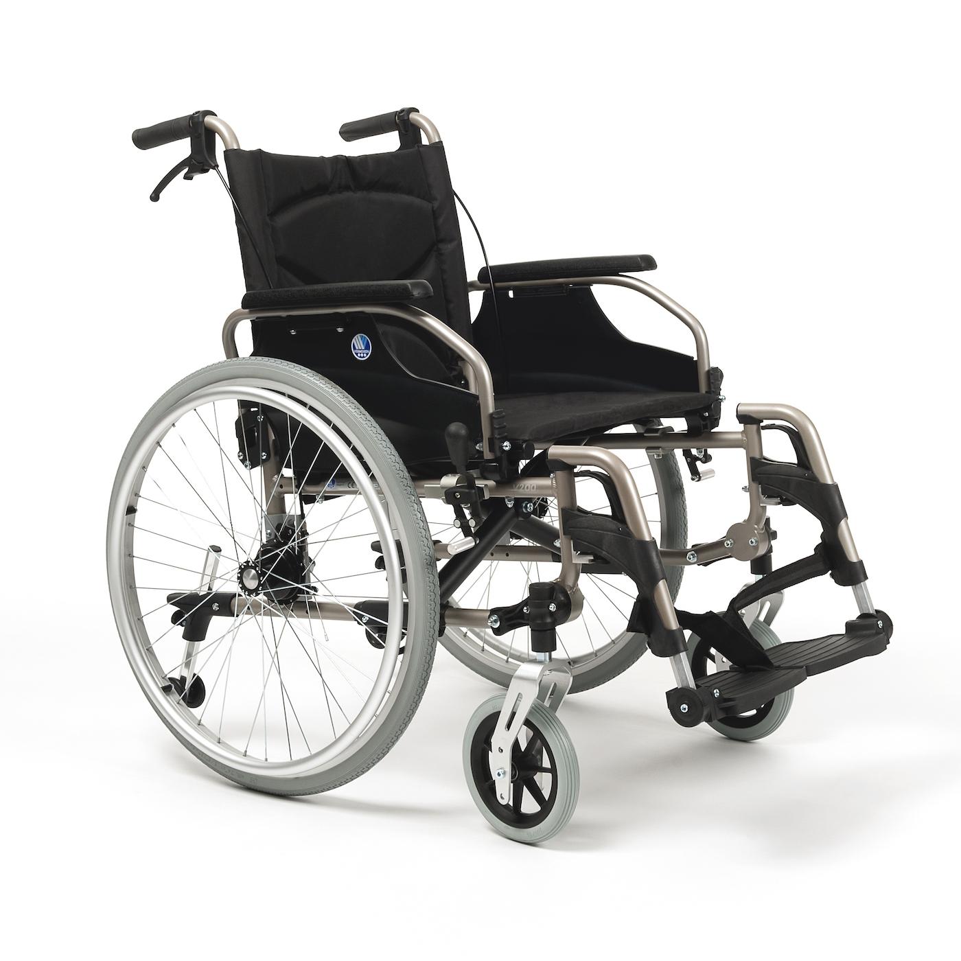 VERMEIREN Rollstuhl XXL Swiss Edition V200